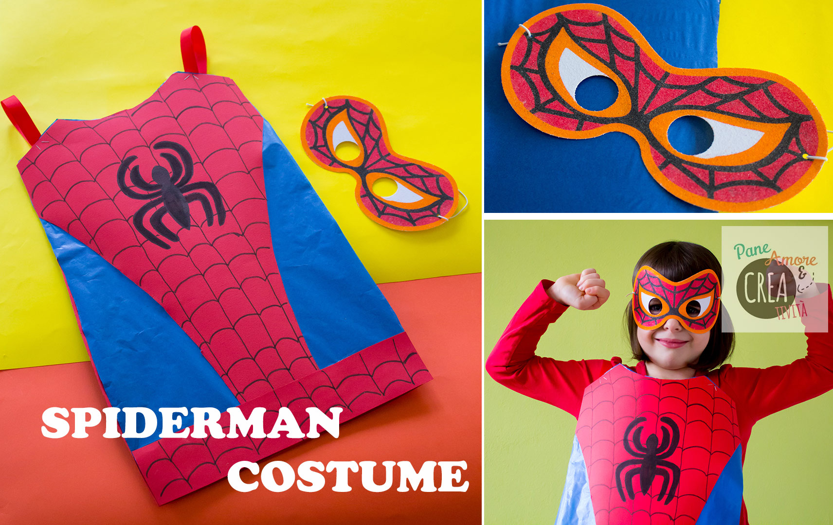 costume-da-spiderman-fai-da-te