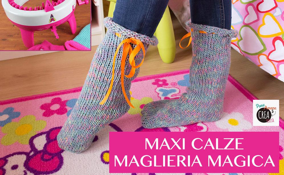 calze maglieria magica