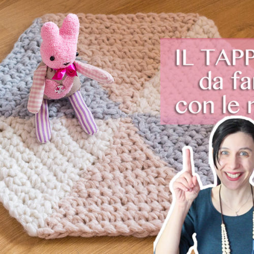 Come fare un tappeto con le mani
