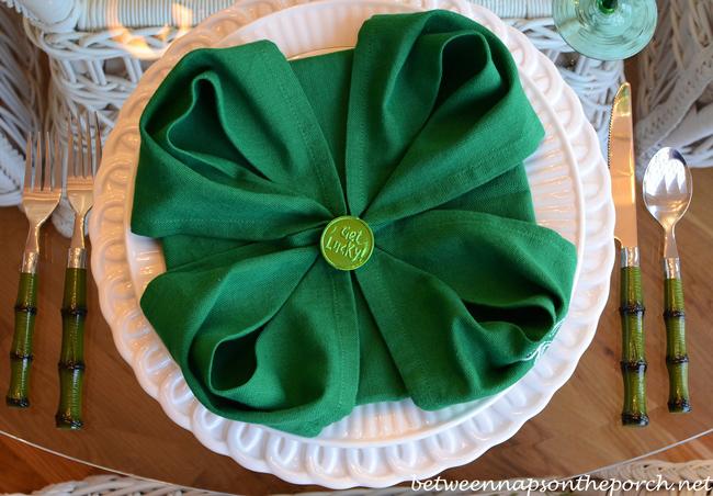 St.-Patricks-Day-Table-Setting-with-Shamrock-Napkin-Fold-2_wm1