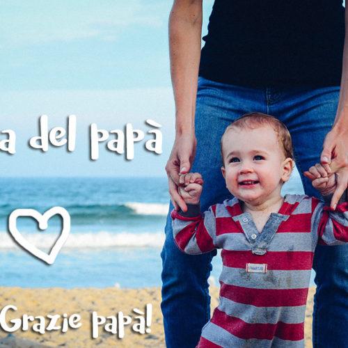 Festa del papà: fagli gli auguri con un video!