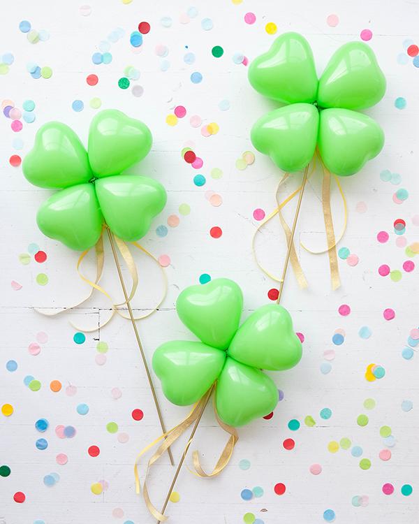 palloncini per san patrizio