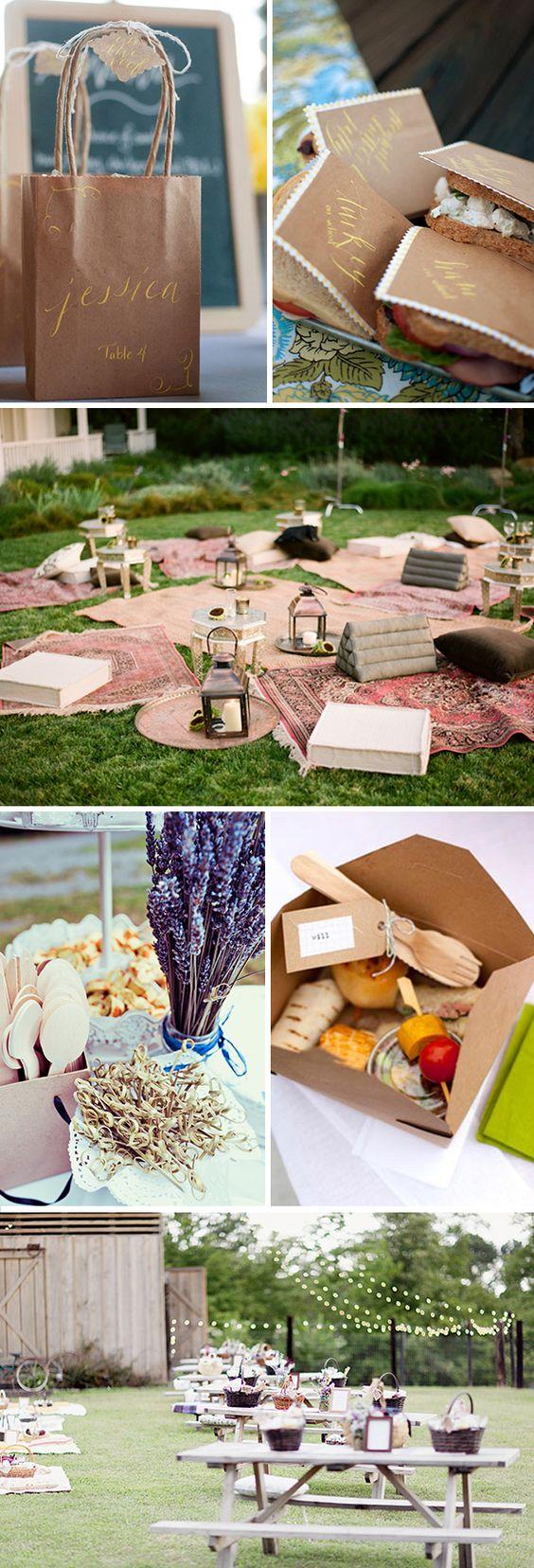 picnic matrimonio