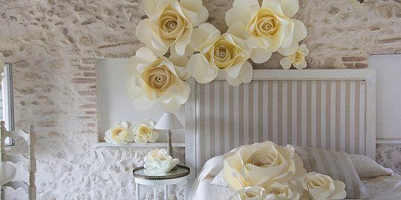 rose di carta molin