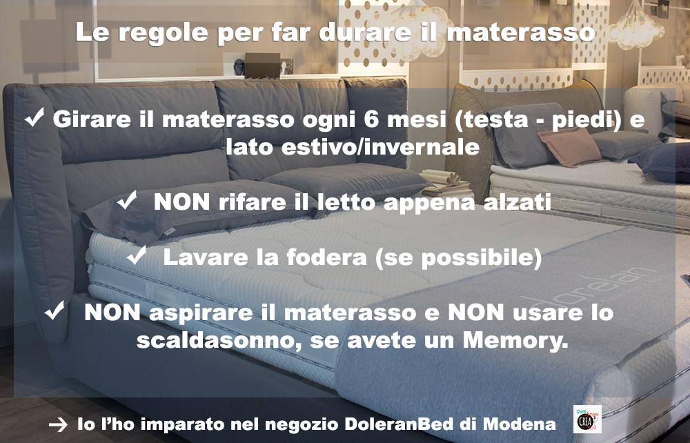 Il Materasso Modena.Qual E Il Materasso Giusto La Mia Visita A Modena Da