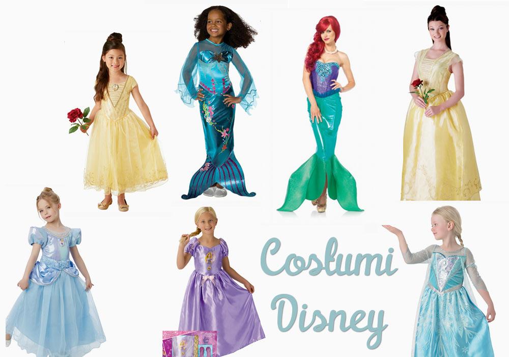 goditi un grande sconto stile romanzo nuovo arriva Vestiti di carnevale Disney: ecco dove trovarli! · Pane ...