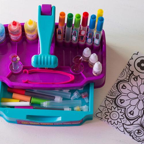 Come fare i pennarelli profumati con il gioco creativo di Nice Group