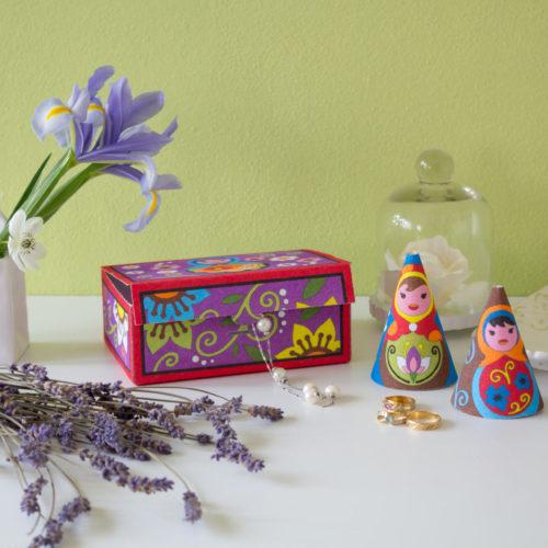 Festa della mamma: gioca e crea i portagioie con Sabbiarelli