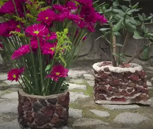 Come decorare e creare nuovi vasi – 5 idee fai da te