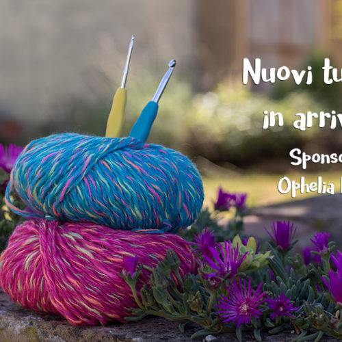 Ritornano i tutorial di uncinetto: questa estate la creatività non va in vacanza!!