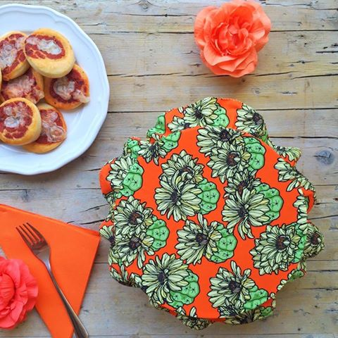 Come cucire un copri ciotola per il picnic