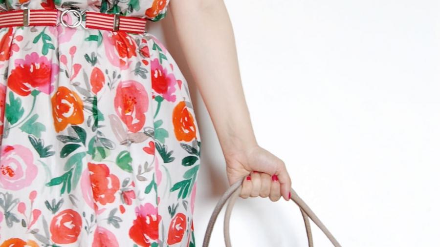 cucire un vestito - tutorial diy