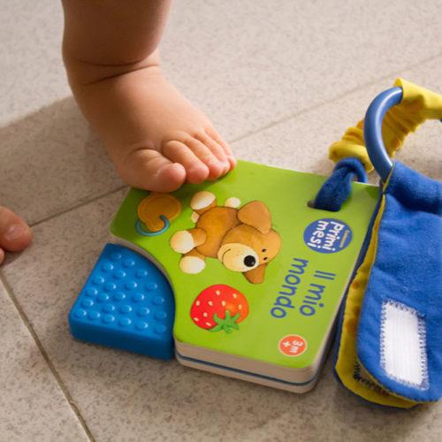 Abbiamo provato il libro per bebè dai 3 mesi: Il mio mondo