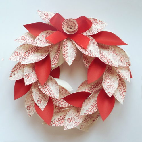 Stelle decorative, ghirlande e fiori di carta giganti: ecco le proposte di Monica dal Molin per Abilmente 2017
