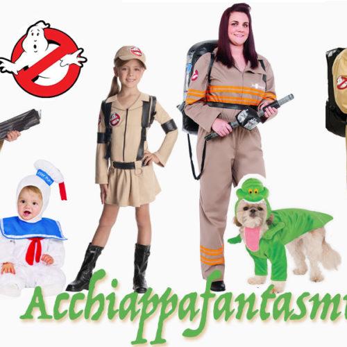 Vestiti di Halloween per tutta la famiglia