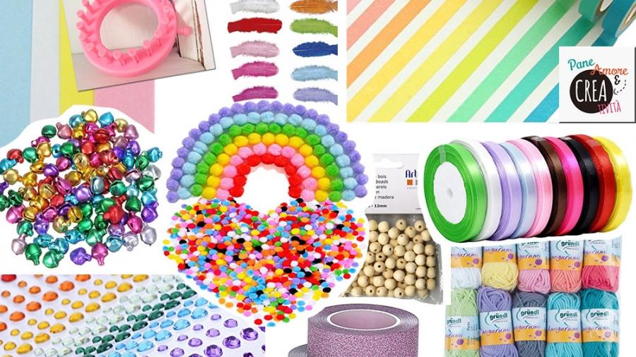 Idee Regalo Per Bambini Creativi Una Scatola Piena Di Materiali