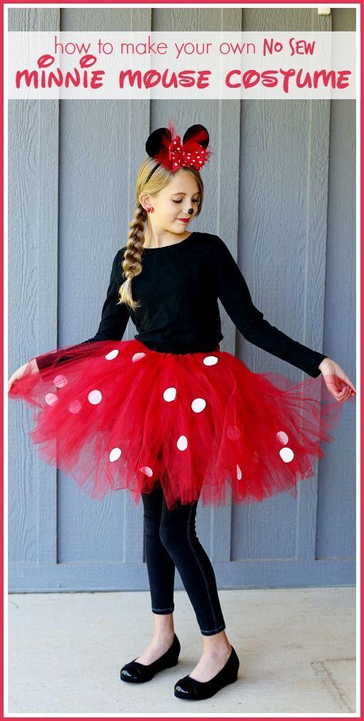 Costume Big Red con paillettes e fiocco CERCHIETTO MINNIE MOUSE BIANCANEVE CARTOON