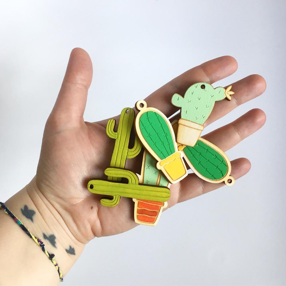 spille cactus - Fii design