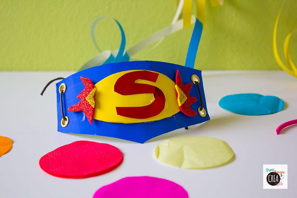 bracciale da supereroe fai da te