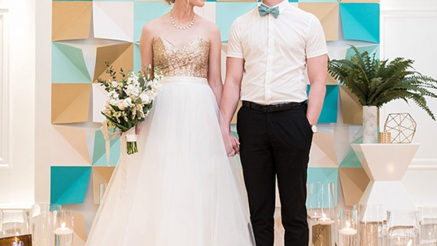 backdrop per il matrimonio