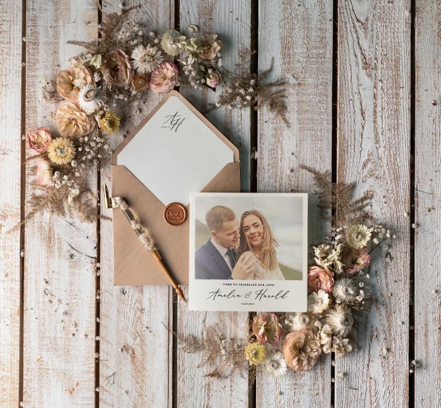 Partecipazioni Matrimonio Uncinetto.10 Partecipazioni Di Nozze Super Creative Pane Amore E Creativita