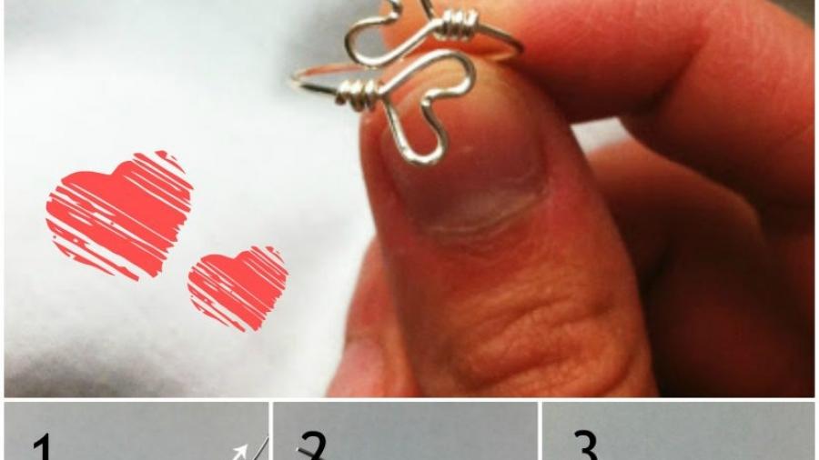come fare un anello - tutorial facile