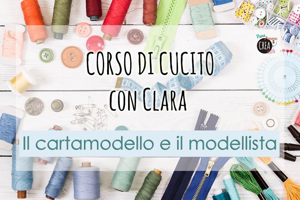 cartamodello e modellista