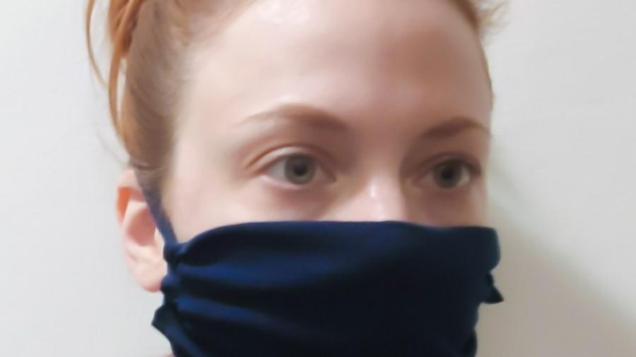 mascherina di protezione fai da te