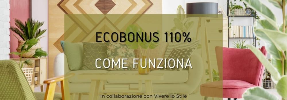 Ecobonus 110 per cento